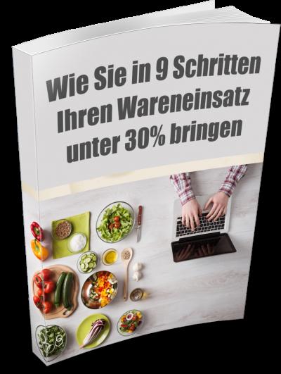 Vorschaubild zum Ebook Der Wareneinsatz-Hammer für den Hammer-Wareneinsatz